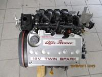 ALFA ROMEO MECCANICA  ALFA ROMEO 147 2001 2006 1.6 16V 120CV TS MOTORE CODICE AR32104