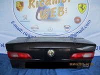 ALFA ROMEO CARROZZERIA  ALFA ROMEO 156 2004 BAULE BLU NOTTE DA VERNICIARE