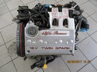 ALFA ROMEO MECCANICA  ALFA ROMEO 147 1.6 B 16V 120CV T.S MOTORE CODICE AR32104