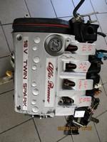 ALFA ROMEO MECCANICA  ALFA ROMEO 145 146 1.4 B 16V 103CV MOTORE CODICE AR33503