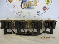 ALFA ROMEO ELETTRONICA  ALFA ROMEO GTV 2.0 T.S 16V BOBINE CODICE 0221506004