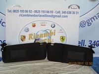 BMW CARROZZERIA  BMW X5 2004 ALETTE PARASOLE NERE