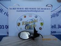 ALFA ROMEO CARROZZERIA  ALFA ROMEO 156 SPECCHIETTO ELETTRICO SX CELESTE