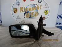 ALFA ROMEO CARROZZERIA  ALFA ROMEO 146 SPECCHIETTO SX MANUALE NERO
