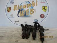 ALFA ROMEO MECCANICA  ALFA ROMEO 166 - FIAT STILO - LANCIA LYBRA 1.9/2.4 JTD INIETTORI COD: