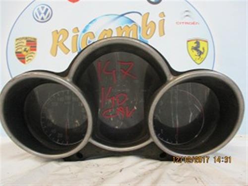 ALFA ROMEO ELETTRONICA  ALFA ROMEO 147 1.9 MTJ 140CV QUADRO STRUMENTI 735290181