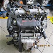 ALFA ROMEO MECCANICA  ALFA ROMEO 147 1.9 JTD 110CV MOTORE CODICE AR37101