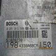 FIAT ELETTRONICA  FIAT BRAVO 2008 1.9 MTJ 150CV CENTRALINA MOTORE 0281013580
