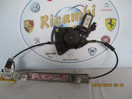 ALFA ROMEO CARROZZERIA  AFA ROMEO 156 SW 2003 CREMAGLIERA POSTERIORE DX *