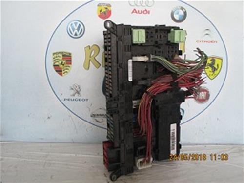 BMW ELETTRONICA  BMW X5 - E 53  '04  3.0 D CENTRALINA PORTA FUSIBILI 8380407*