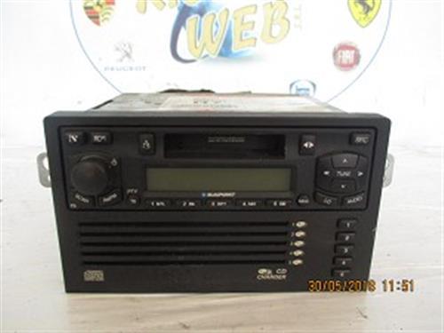 CHEVROLET ELETTRONICA  CHEVROLET NURBIRA AUTORADIO A CASSETTE E CARICATORE CD *