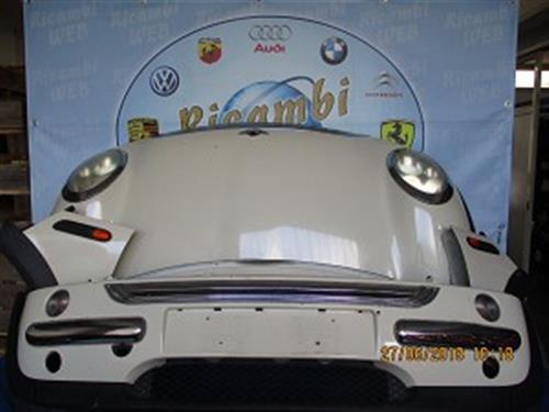 MINI CARROZZERIA  MINI COOPER 1.6 B 2002 LAMIERATO COMPLETO CON KIT AIRBAG E RADIATORI