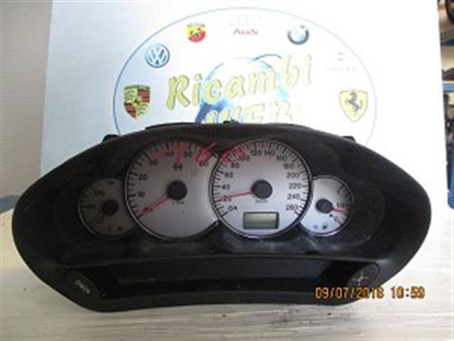 ALFA ROMEO ELETTRONICA  ALFA ROMEO 166 2.4 JTD QUADRO STRUMENTI 156050057