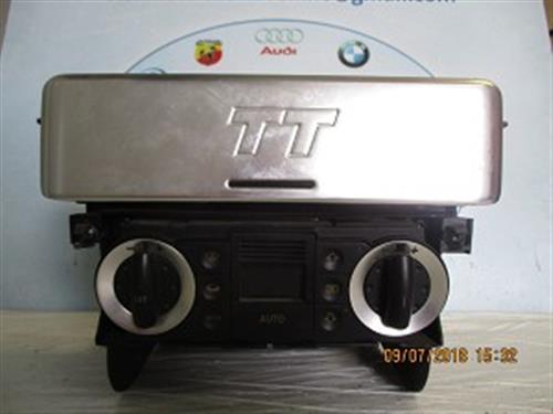 AUDI ACCESSORI  AUDI TT 2002 CONSOLLE CENTRALE CON COMANDI DIGITALI A/C*