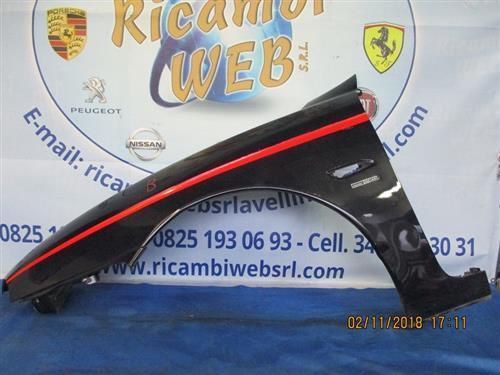 ALFA ROMEO CARROZZERIA  ALFA ROMEO 156 II SERIE PARAFANGO SX BLU NOTTE