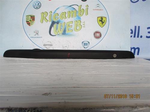 FIAT CARROZZERIA  FIAT PANDA '08 MANIGLIA PORTELLONE NERO OPACO