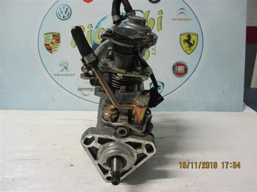 FIAT MECCANICA  FIAT PUNTO 1998 1.7 TD POMPA INIEZIONE BOSCH 460 484 083 MECCANICA *