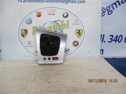 ALFA ROMEO ACCESSORI  ALFA ROMEO 159 CUFFIA LEVA CAMBIO GRIGIO ARGENTO