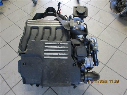 BMW MECCANICA  BMW 320 2003 2.0 TD 136CV MOTORE CODICE 204D1