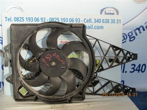FIAT TERMICO CLIMA  FIAT GRANDE PUNTO 1.3 MTJ 75CV VENTOLA RADIATORE