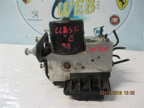 MERCEDES ELETTRONICA  MERCEDES CLASSE E W210 '98 POMPA ABS 0265217401*