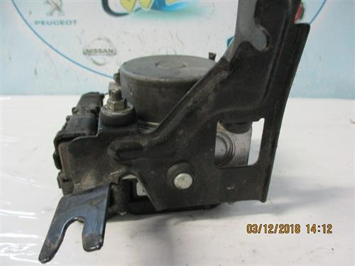 NISSAN ELETTRONICA  NISSAN MICRA K12 1.2 B '04 POMPA ABS 0265231844*