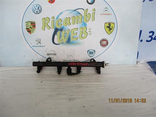 ALFA ROMEO MECCANICA  ALFA ROMEO 147 1.6 T.S 2004 INIETTORI BOSCH 0280151048