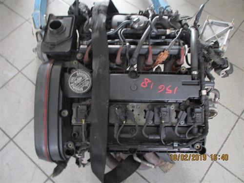 ALFA ROMEO MECCANICA  ALFA ROMEO 156 1.8 TWIN SPARK 16V MOTORE CODICE AR32285