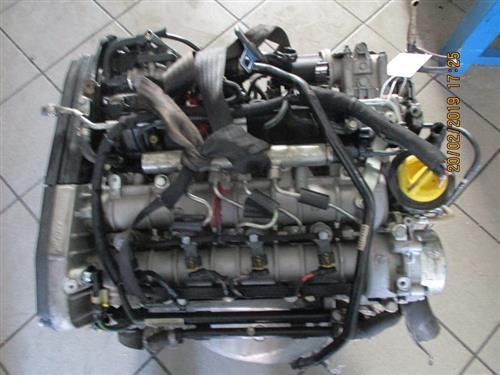 ALFA ROMEO MECCANICA  FIAT BRAVO 2008 1.9 MTJ 150CV MOTORE CODICE 937A5000 *