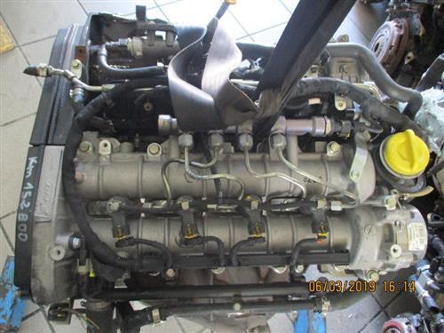 ALFA ROMEO MECCANICA  FIAT BRAVO 2008 1.9 MTJ 150CV MOTORE CODICE 937A5000